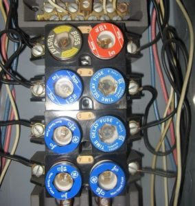 fuse box replacement & electric panel service - hawke ... old house fuse box diagram