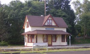 Churchville Train Station