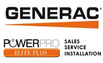 generac generators sales and service