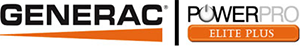 Generac PowerPro Elite Plus Logo